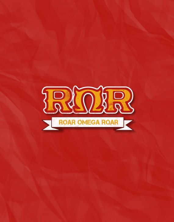 Oozma Kappa Roar Omega Roar Disney By Studiomarshallarts Monster University Roar Omega