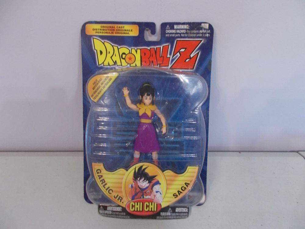 2000 Dragonball Z Perfect Chi Chi Garlic Jr Saga Irwin Action Figure Irwin Action Figures Dragon Ball Z Dragon Ball He also doesn't seem to grow taller at all (neither does emperor. pinterest