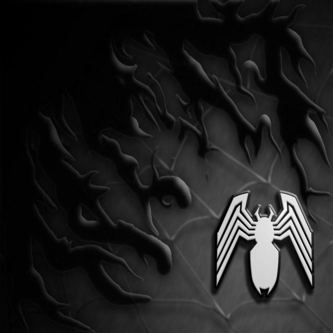 venom symbol wallpaper pinterest venom symbol and rock