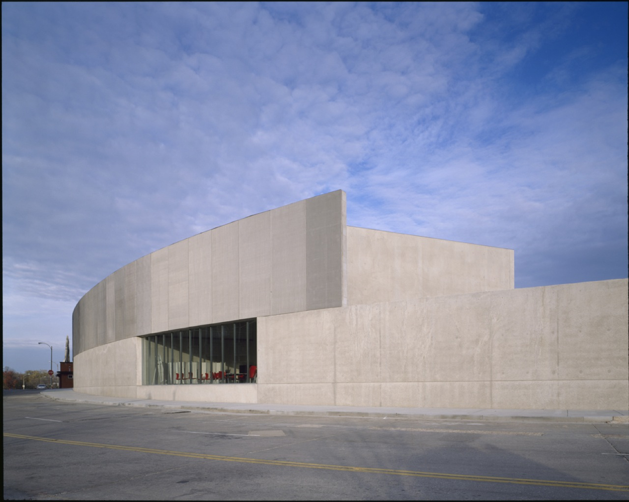 Contemporary Art Museum St. Louis / Allied Works