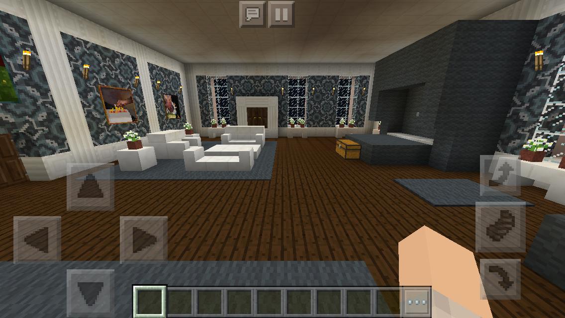 Dc comics #modern #minecraft #bedroom modern minecraft ... |Minecraft Mansion Inside Bedroom