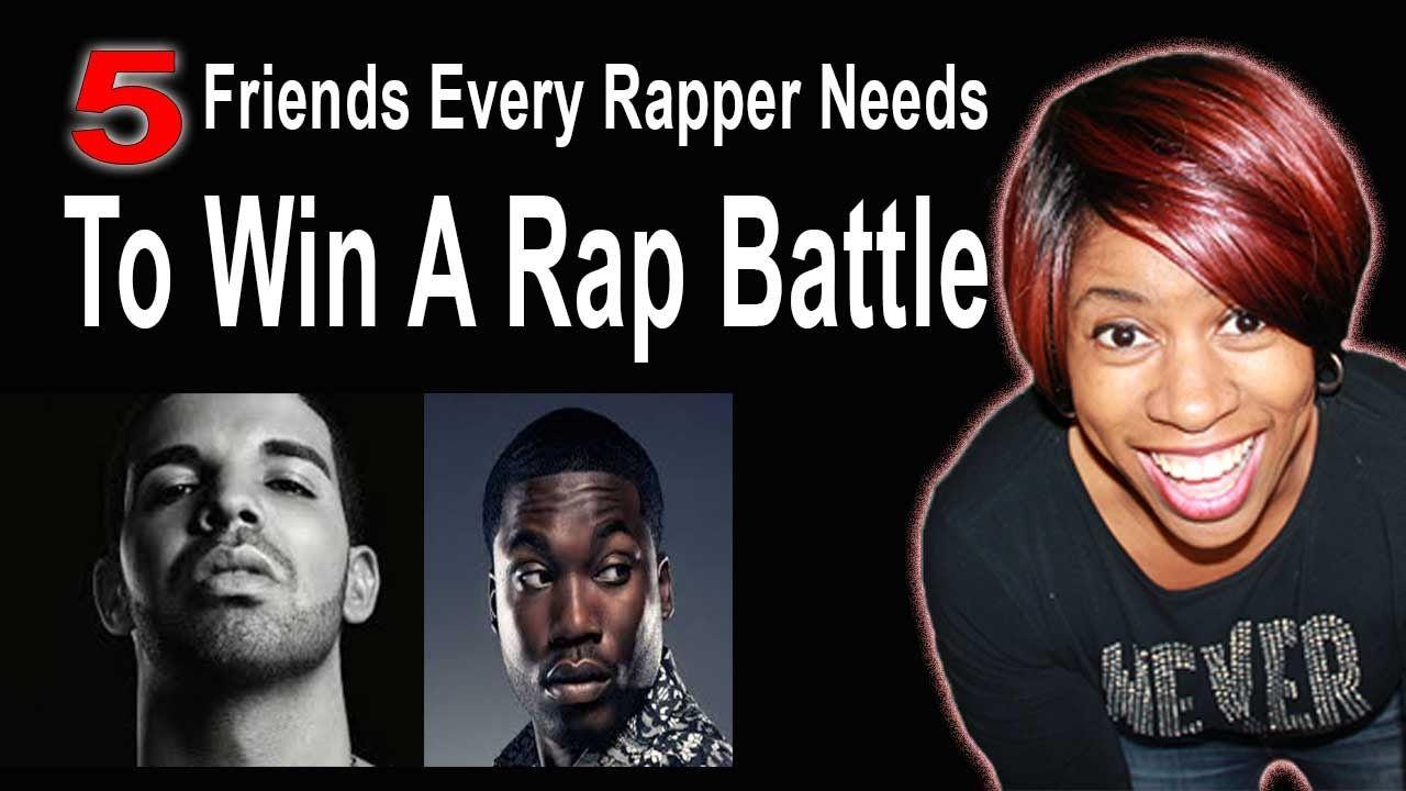 Meek Vs Drake 5 Friends Every Rapper Needs To Win A Rap Beef