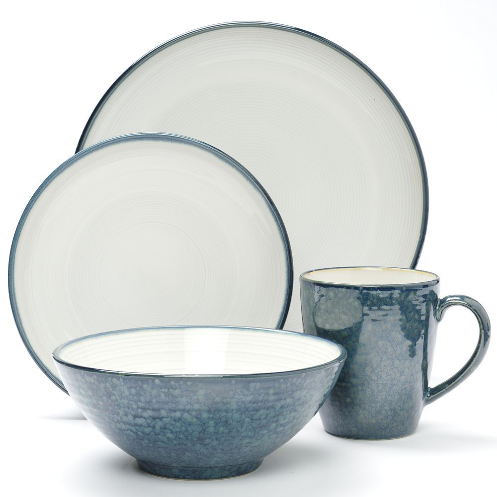 Sango Jewel Blue 16-pc. Dinnerware Set | 餐具 | Pinterest ...