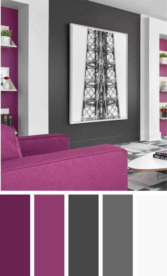 21+ Living Room Color Scheme that will Make Your Space Look Elegant ...