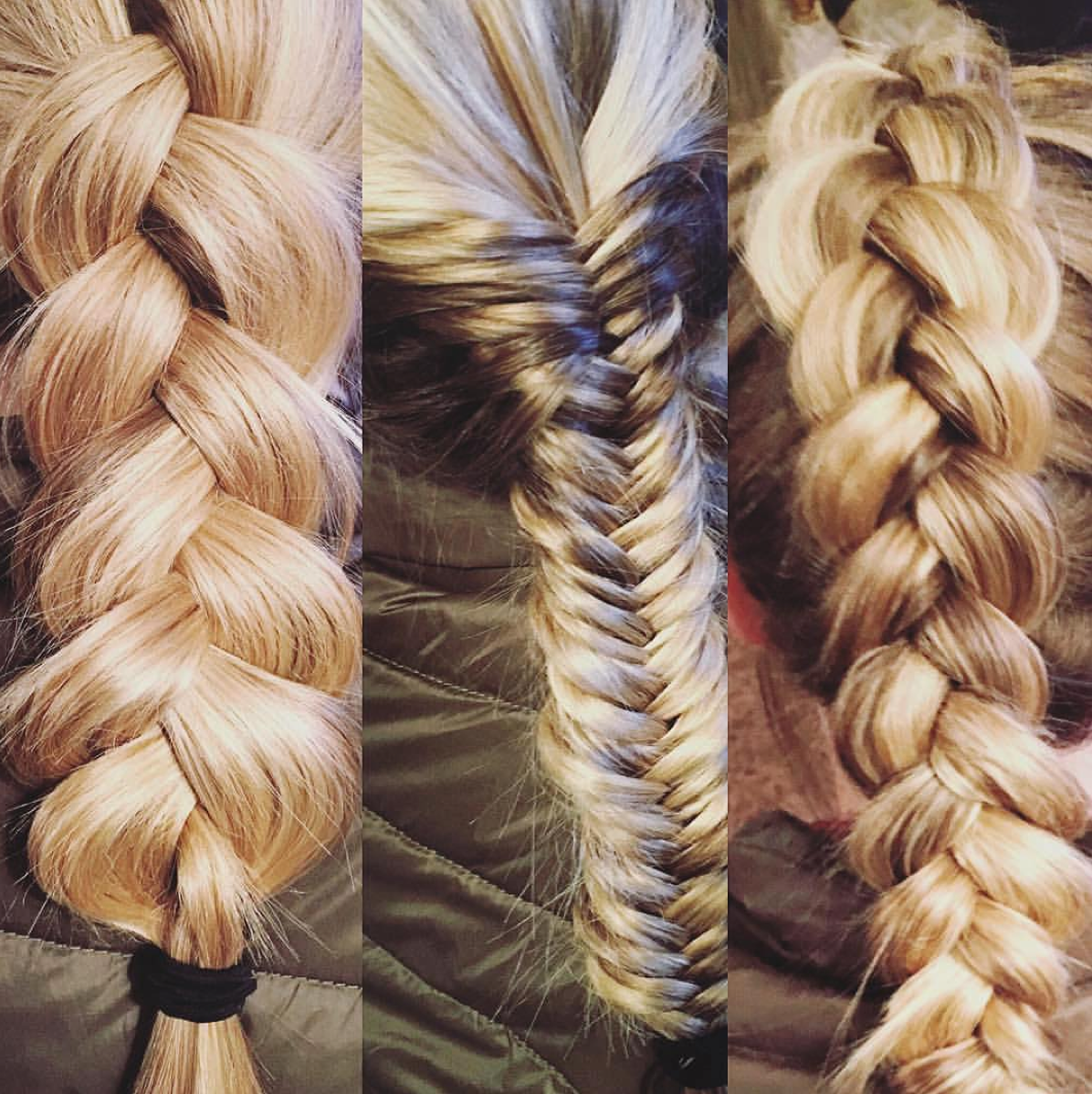 Braids at Oliver Finley Academy of Cosmetology. Photo