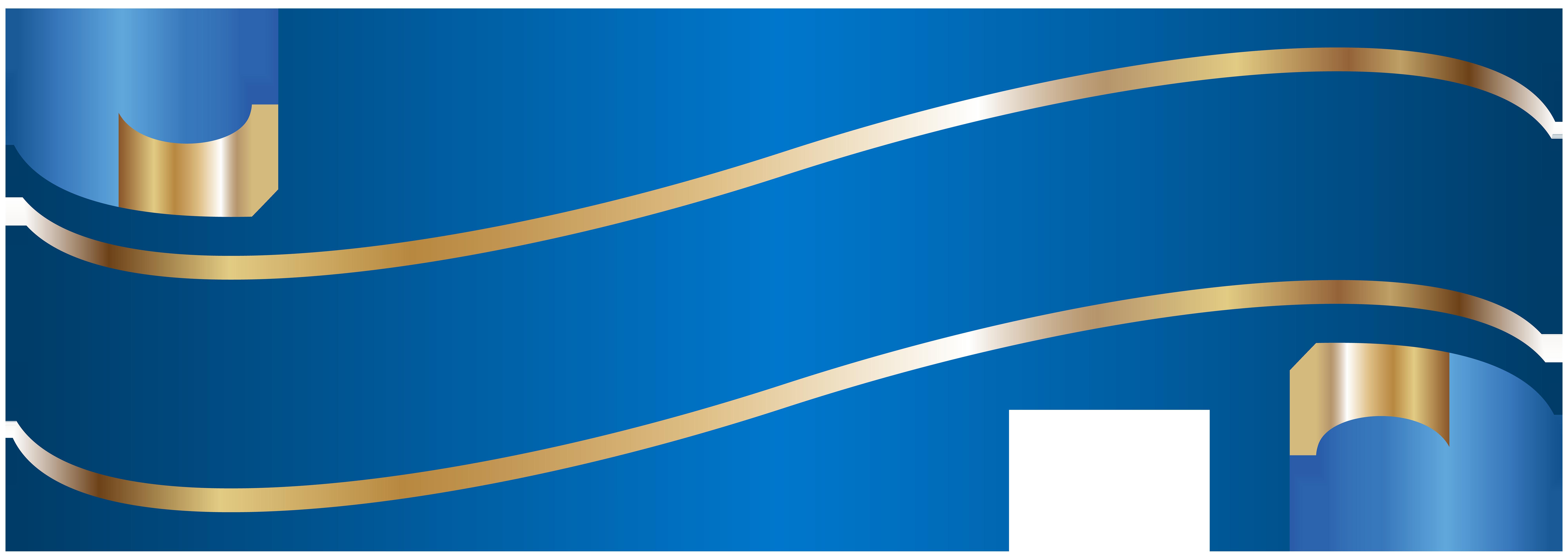 Banner Blue Clip Art Elegant Banner Blue Png Clip Art 8000 2847 Transprent Png Free Download Blue Product Elegant Banners Blue Ribbon Image Ribbon Banner