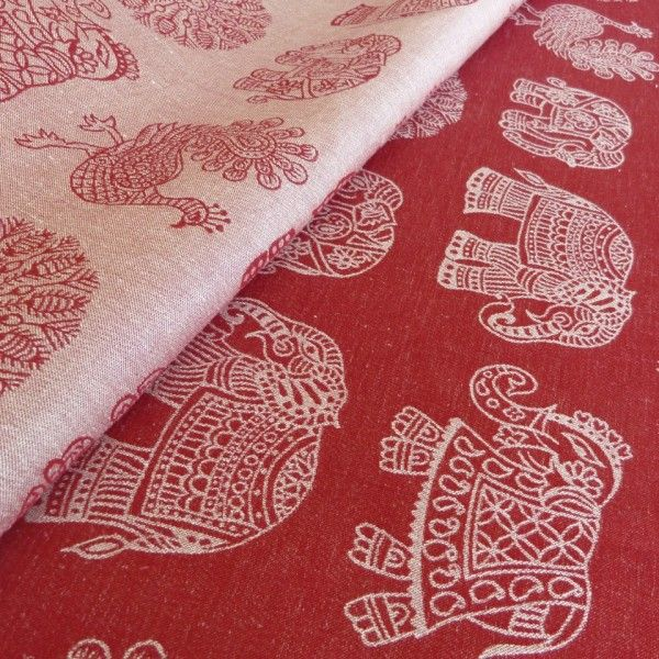 Didymos India purpur (hemp)