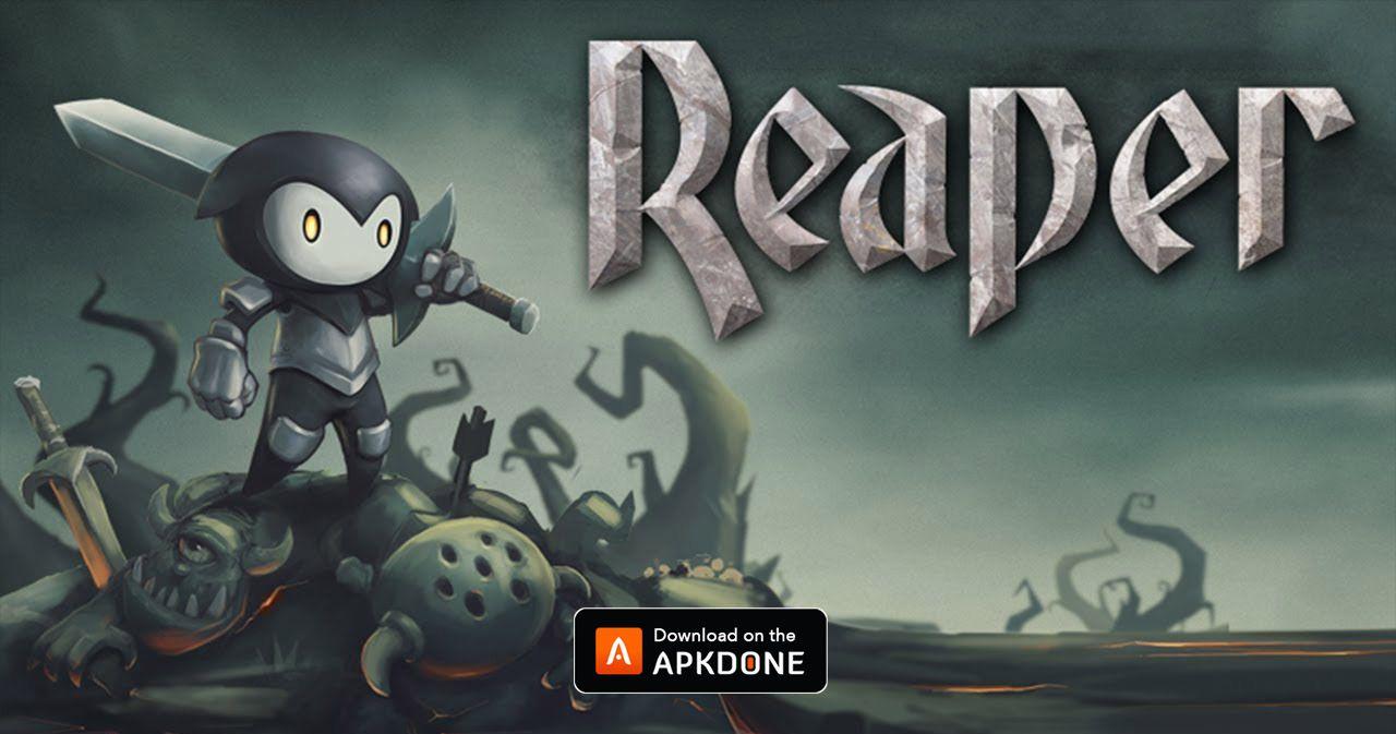 New Apk Reaper Mod Apk 1 6 1 Unlocked Updated Modded Apkdone Reaper Swordsman Reaper Game