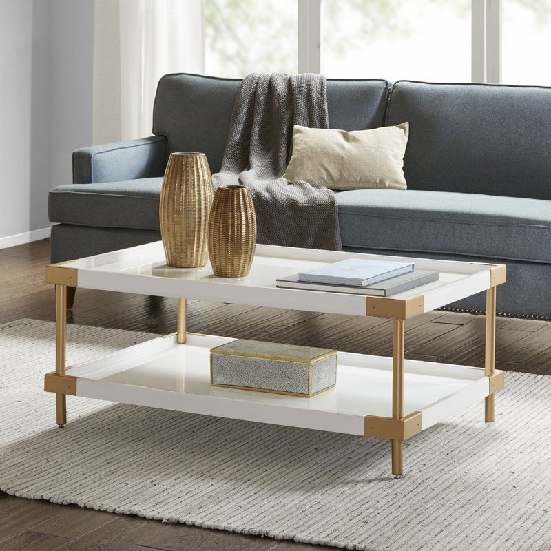 Spend Less Pickett Coffee Table By Mercer41 Coffee Table Coffee Table With Storage Living Room Coffee Table