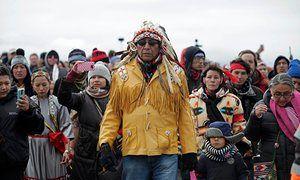 Dakota Access Pipeline Protesters See Bias After Oregon Militia Verdict Dakota Pipeline Standing Rock Sioux Nation