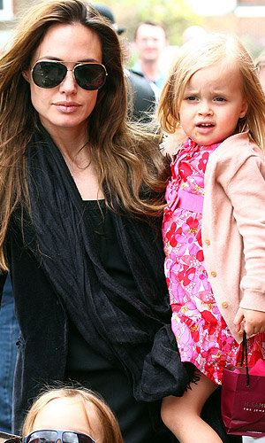 Vivienne Jolie Pitt Cast As Young Princess Aurora In Mom