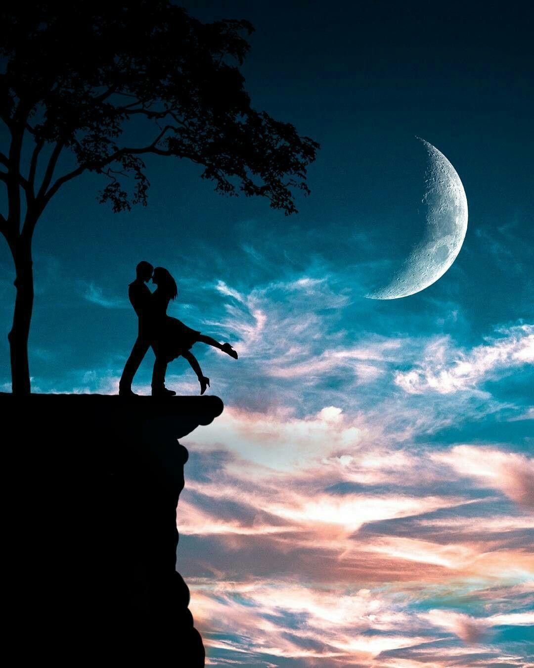 كن خيالا جامحا كن جسور كن نهر عشق يزرع الأمل ويروي الزهور كن طيرا محلقا حرا مثل النسور كن نورا خالصا مثل الوضوء طهور Love Wallpapers Romantic Moon Art Pictures