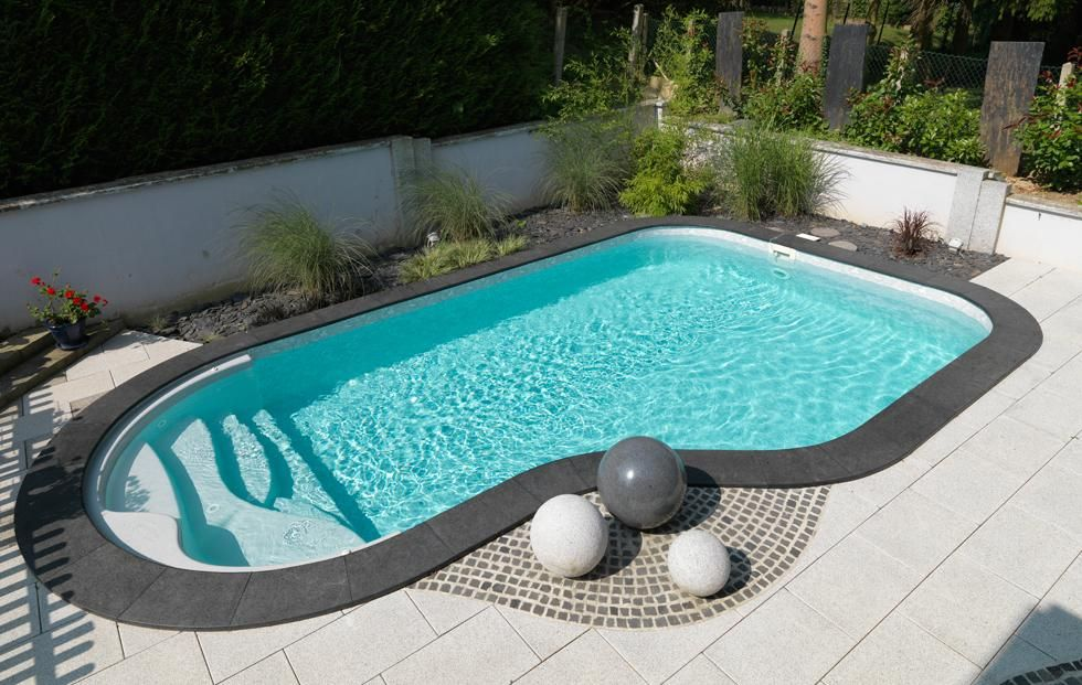 Piscine waterair cl a avec escalier pacio contrat sign for Boutique piscine