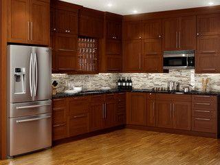 Kitchens designed in Jim Bishop, Durasupreme, and Bremtown ...