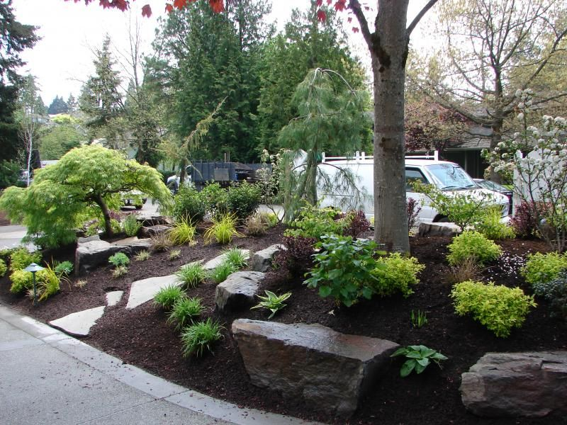 mountain style landscaping
