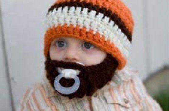 bc4b05424d5f2 Baby Hat Baby Boy Beard Hat Boy Outfit Boy Accessories Handmade Hat Bearded  boy winter cap bearded beanie