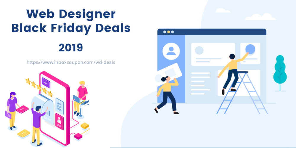 20 Best Web Designer Black Friday Deals 2019 And Cyber Monday Offers With Images Web Design Black Friday Cyber Monday Offers
