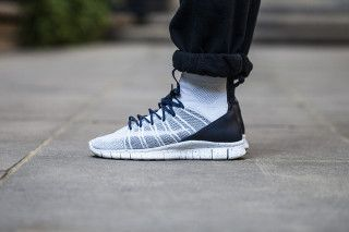 A Closer Look at the Nike Free Flyknit Mercurial Superfly 'Pure Platinum'