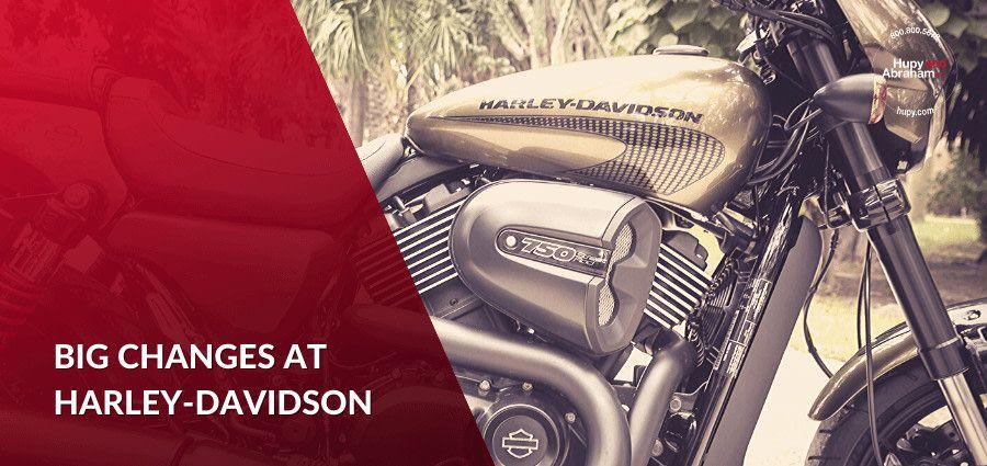 Harley Davidson Undergoes Change In Leadership In 2020 Harley Davidson Harley Motorcycle Manufacturers