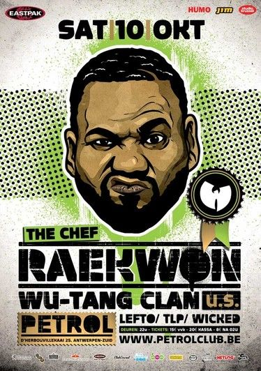 RaekwonHip Hop Posters By Fatso Grafix Via Behance  My Room
