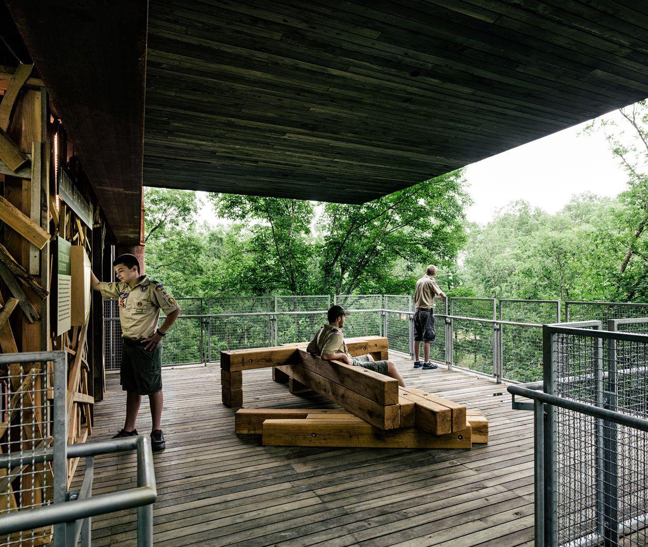Sustainability Treehouse - Mithun