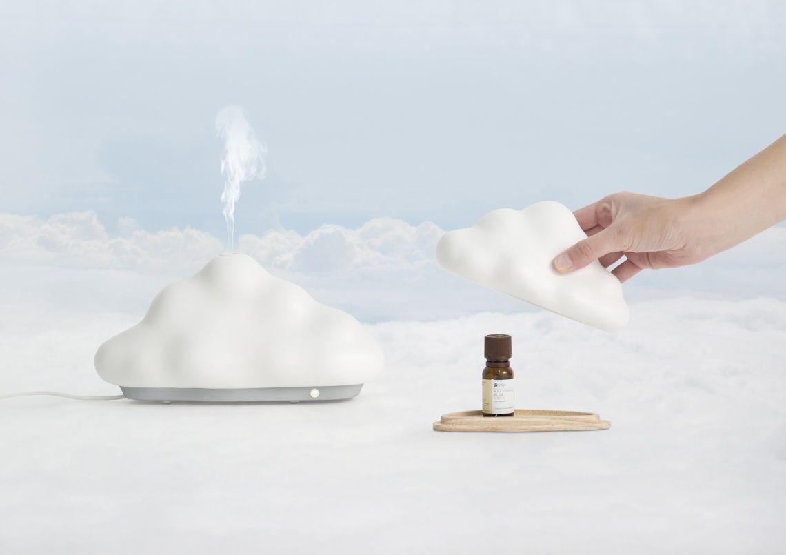 Diffuseur d'huiles essentielles Cumulus | Design Constance Guisset Studio