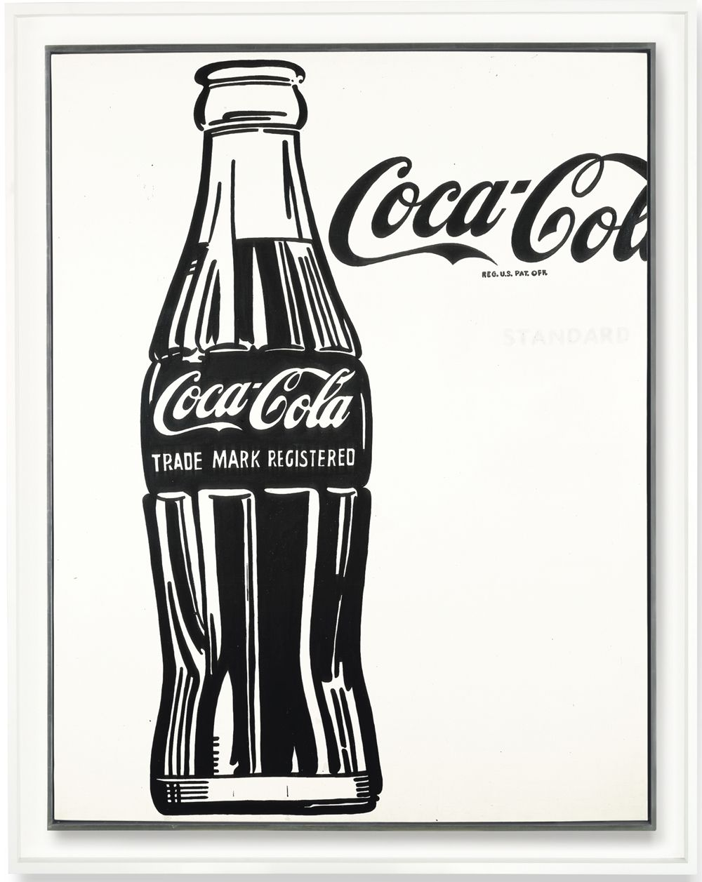 Top 7 andy warhol coca cola | Andy Warhol - Top 10 paintings | Pinterest