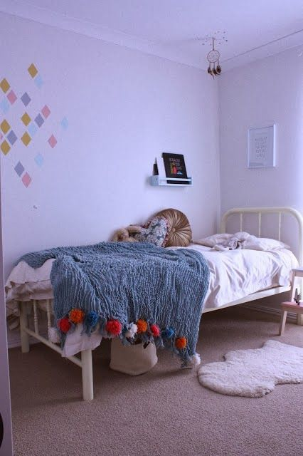 the boo and the boy: piper and poppy's rooms