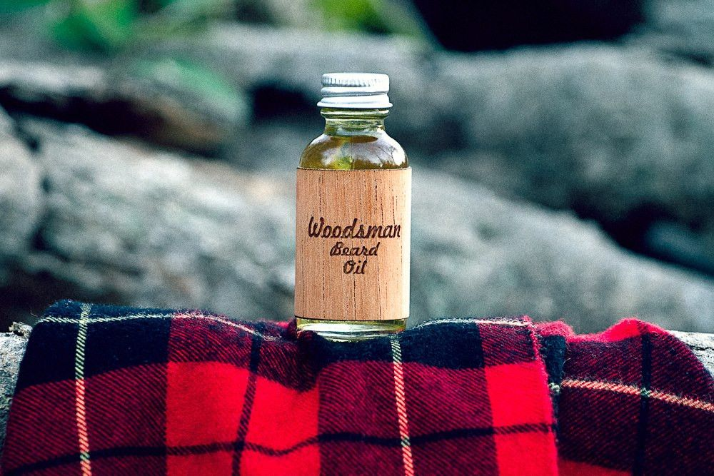 The Woodsman Beard Oil Best beard oil, Beard oil, Oils