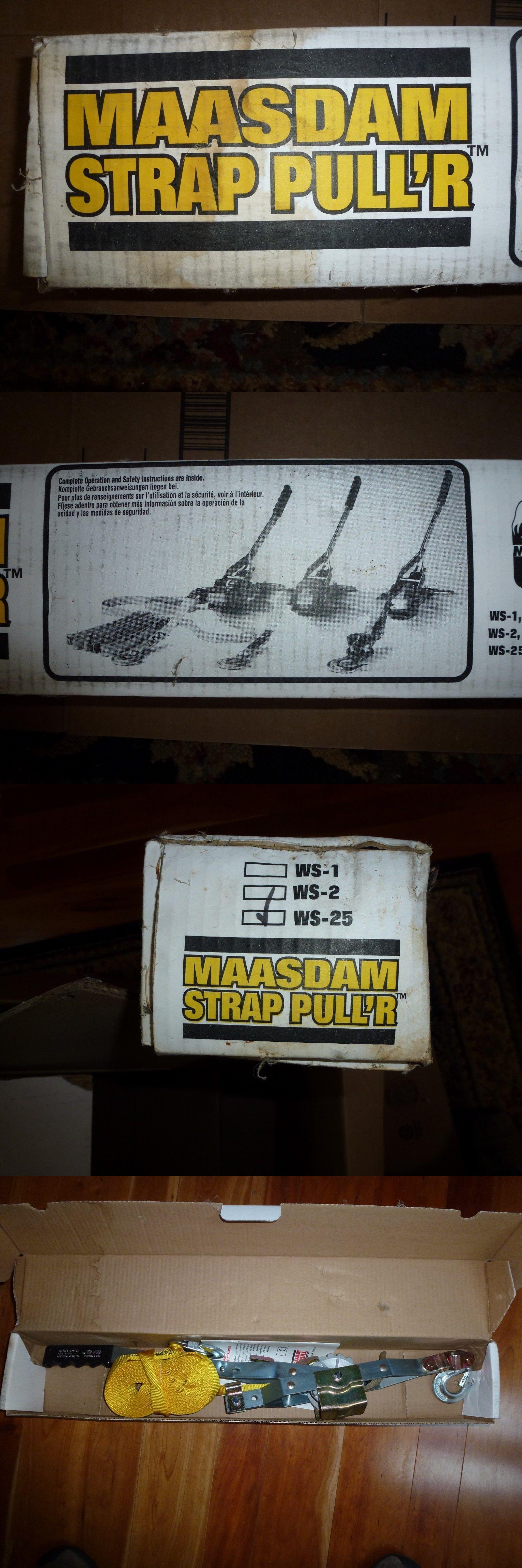 1-Ton 25/' Strap Puller No.WS-25