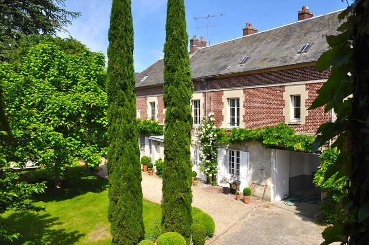 Bed \ Breakfast La Maison et lu0027Atelier in the Oise France B\B - chambres d hotes france site officiel