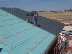 Synthetic Underlayment Under Metal Roof Metal Roof Panels Metal Roof Standing Seam Metal Roof