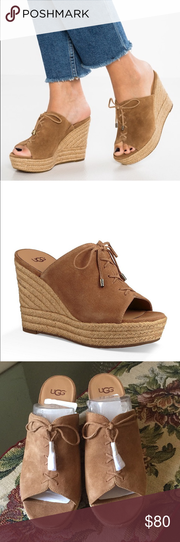 073318c52ca ✨NEW UGG GIORGIA CHESTNUT •True to size Satisfy your early-aughts ...