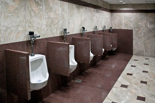 Public Bathroom Designs
