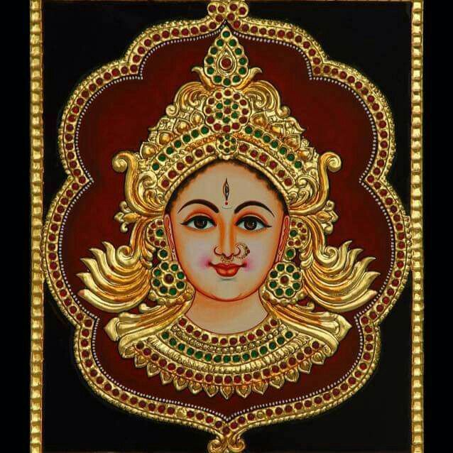 Pictures Images On Pinterest: Tanjore Painting