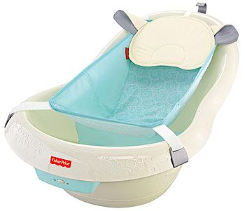 Fisher Price My Little Lamb Calming Vibrations Tub