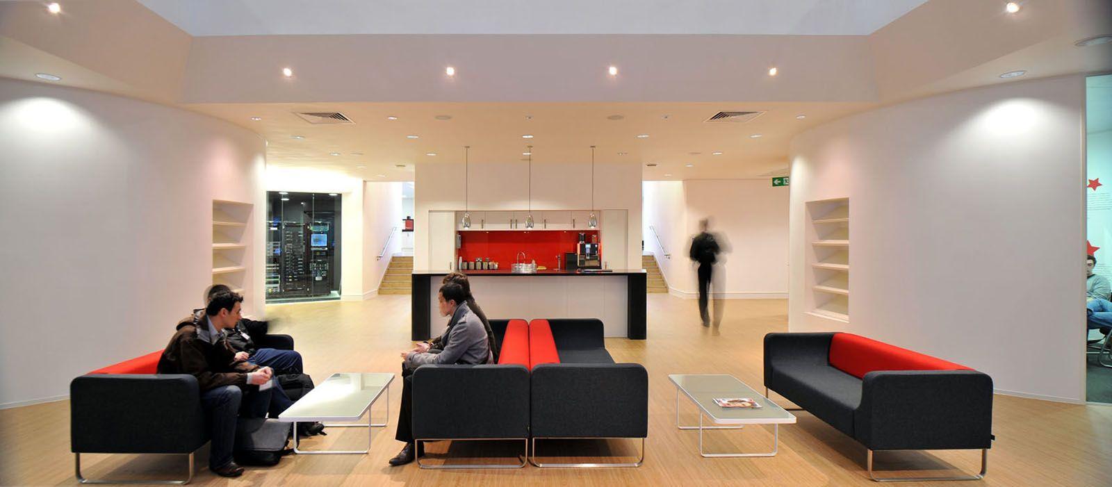 Rackspace office interior design 26