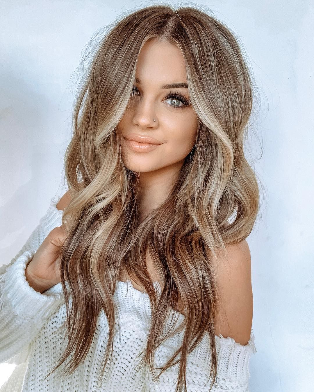 Photo of 50 Ideas of Light Brown Hair with Highlights