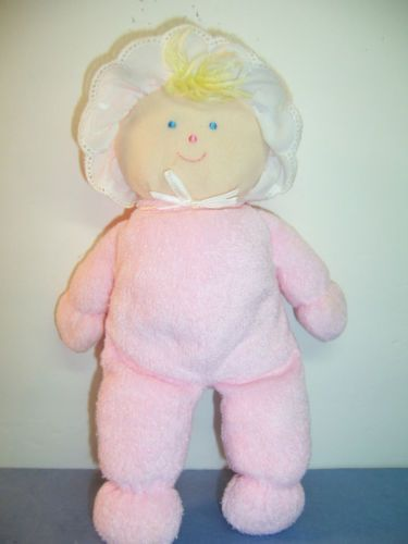 2701f265cbed Eden pink terry cloth baby doll - this was my favorite doll as a little  girl! Pinky!!