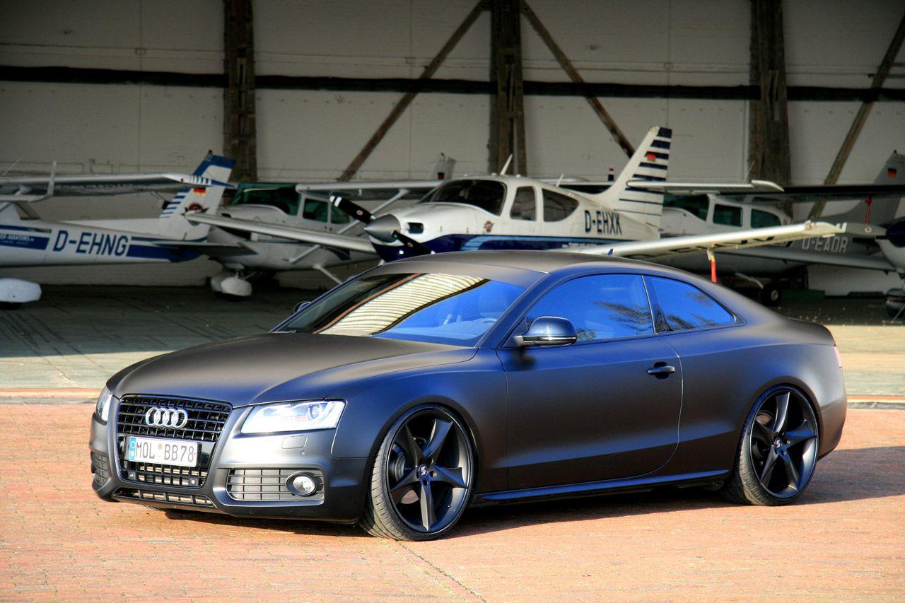 Audi A5 With Wheels Con Ruedas Pinterest Auto