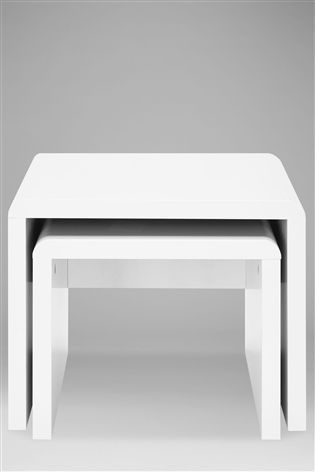 Set Of 2 Jay Nest Tables From The Next Uk Online