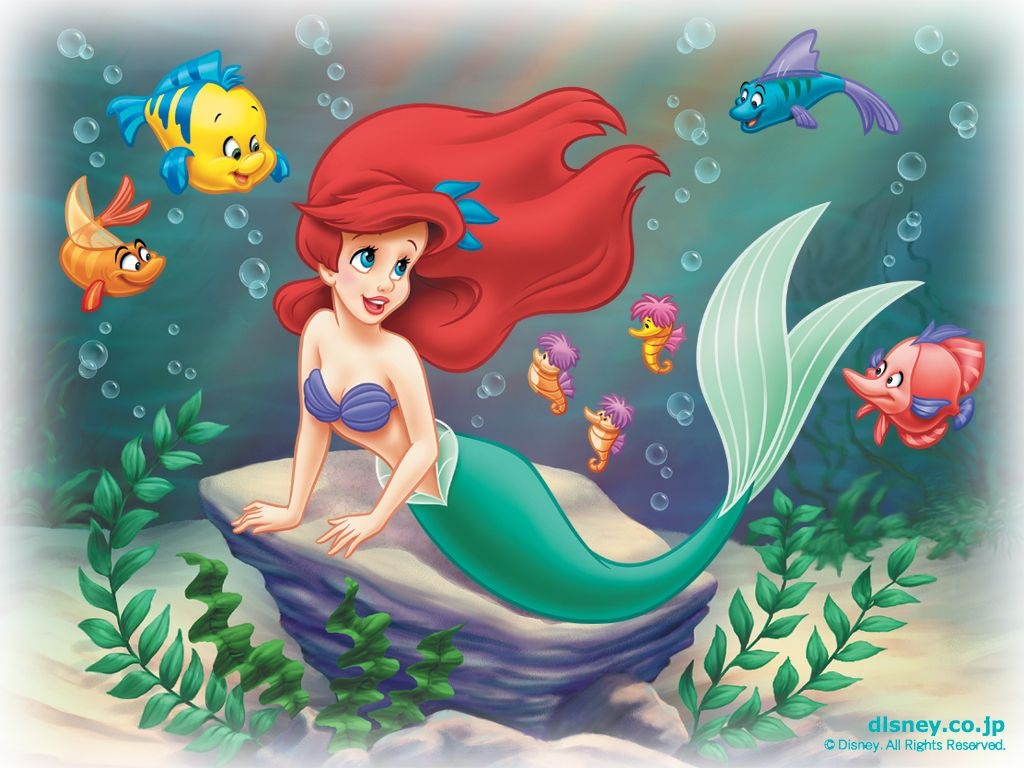 a6b8dea88e Ariel Wallpaper - disney-princess Wallpaper