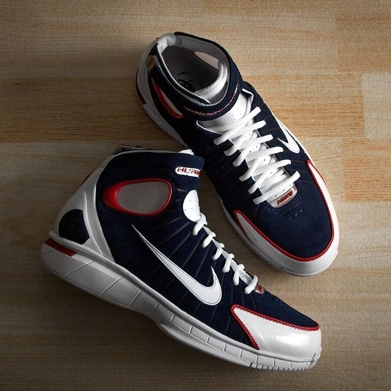 849ee58ae19dbc ... NIKE - MEN S AIR ZOOM HUARACHE 2K4 (MIDNIGHT NAVY