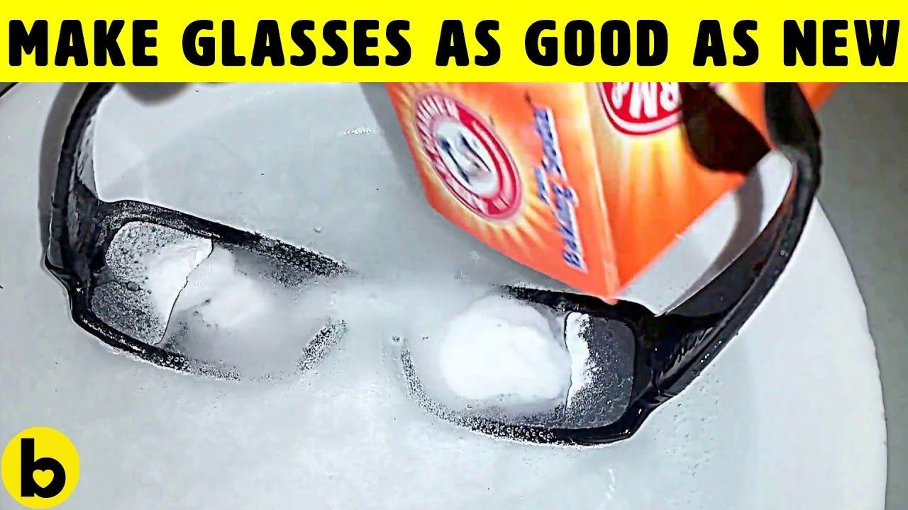 10 Ways To Remove Scratches From Eyeglasses Youtube Scratched Glasses Fix Scratched Glasses Eyeglass Cleaning