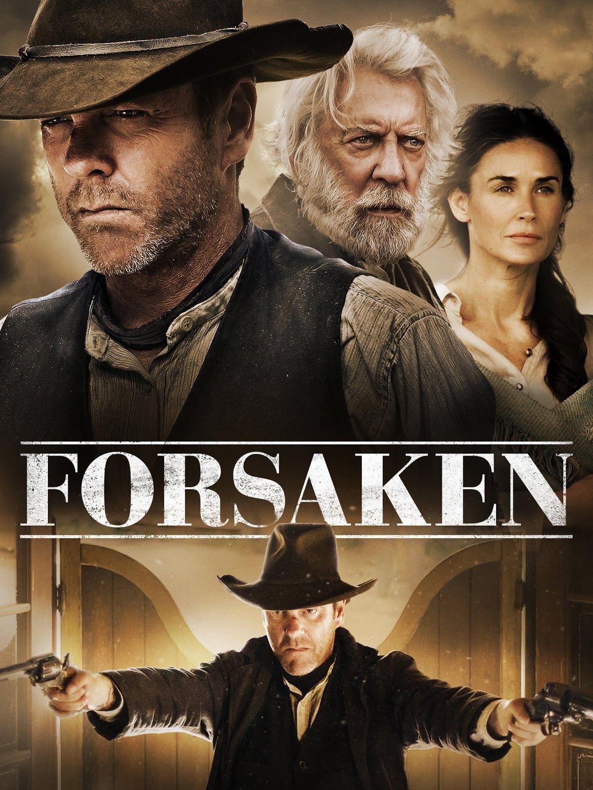 Forsaken Kiefer & Donald Sutherland Movies online