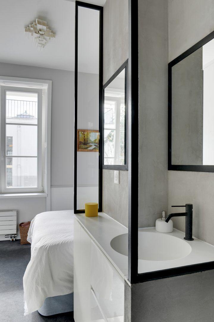 Transformation d\'un petit appartement parisien