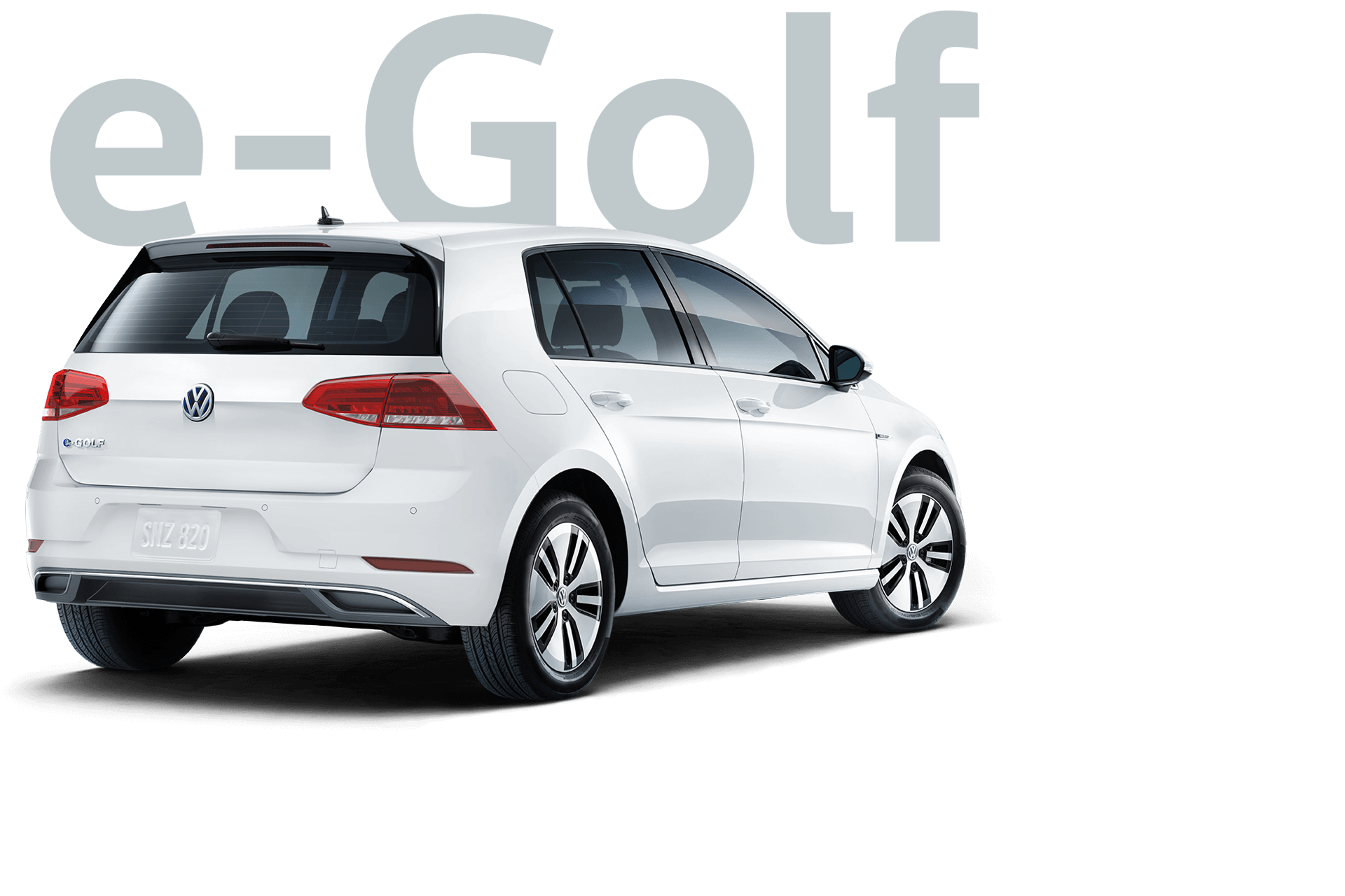 2017 Vw E Golf Electric Car Volkswagen 126 111
