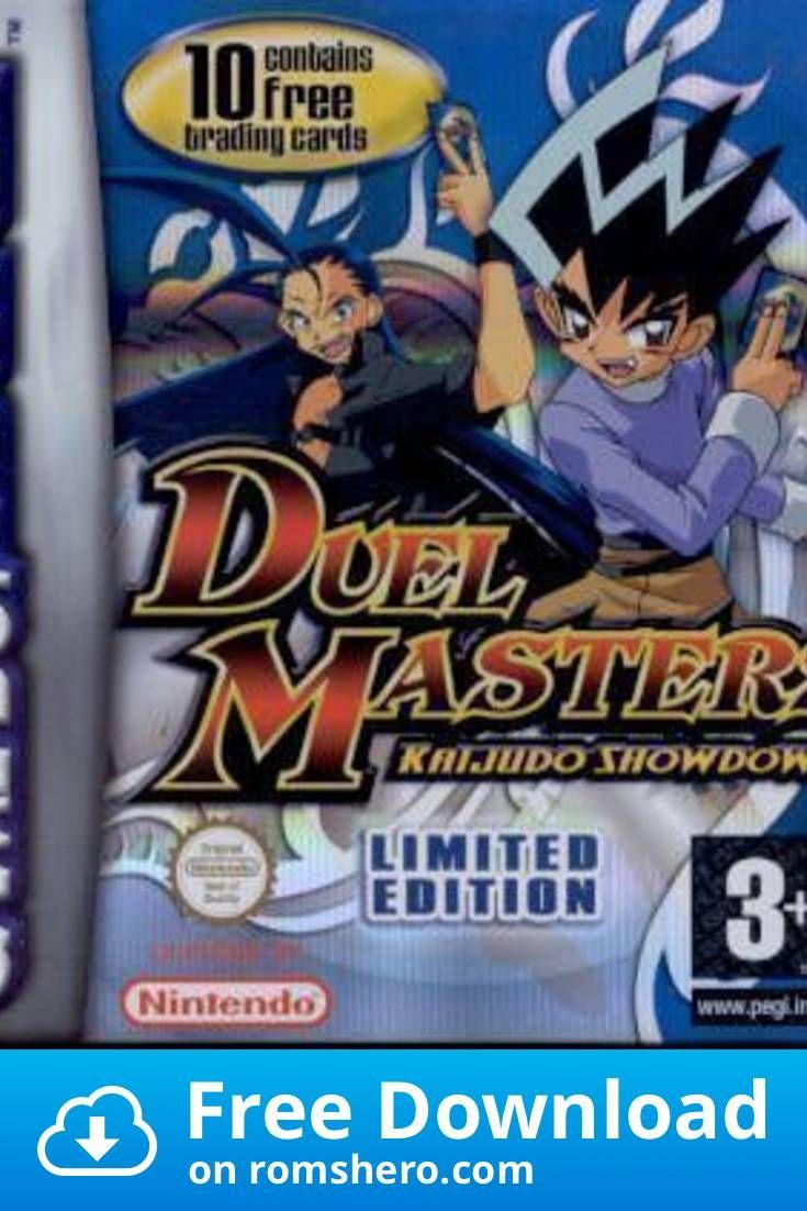 Download duel masters kaijudo showdown endless piracy