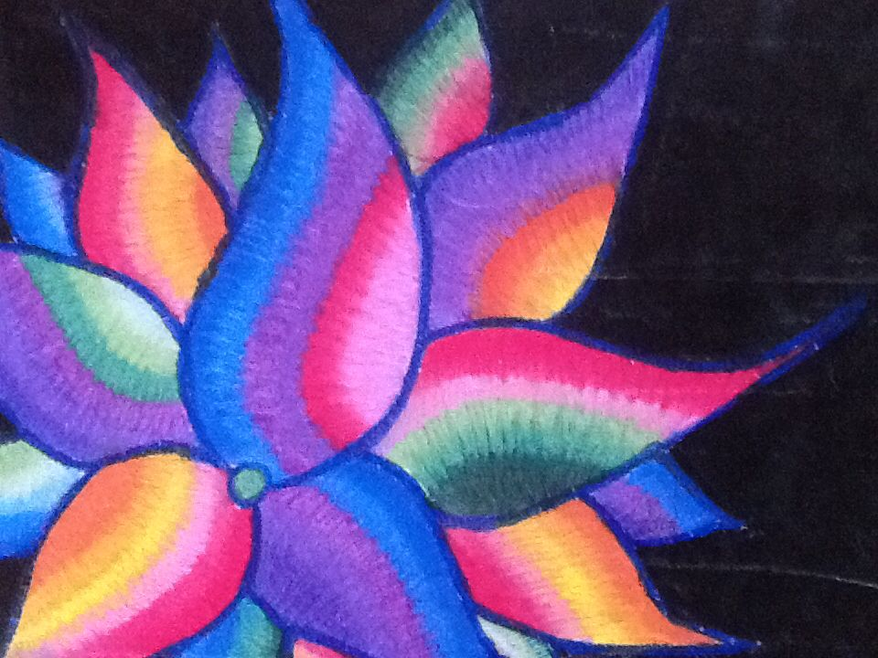 Oil pastel art by Laura Jane Perrigan | Laura Jane Perrigan\'s art ...