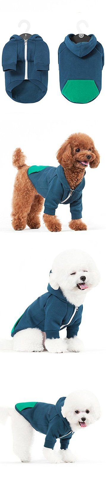 Animals Dog: Petbobo Pet Clothes For Dog Cat Puppy Winter Sweatshirt Warm Sweater Hoodie Dog BUY IT NOW ONLY: $37.24